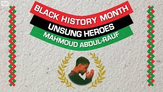 Before Colin Kaepernick, there was Mahmoud Abdul-Rauf   Black History Month   Sports Illustrated