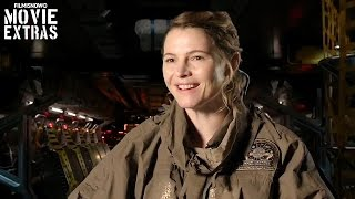 Alien: Covenant | On-set visit with Amy Seimetz