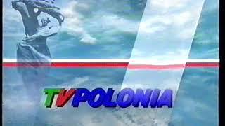 TV Polonia - Zakończenie programu (17.02.1996)