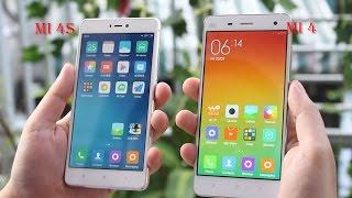Xiaomi Mi4S vs. Xiaomi Mi4 - Những cải tiến Đáng giá!