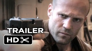 Wild Card Official Trailer #1 (2015) - Jason Statham, Sofia Vergara Movie HD