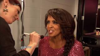 Layla cries over spilled milk: Raw, June 9, 2014