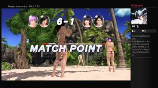 Busty bitch xtreme volley