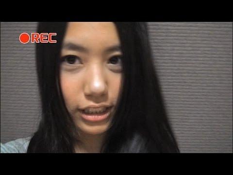 沖田彩華 16歳 すっぴん自宅公開 Okita Ayaka