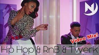 Hip Hop Urban RnB 2017   New Black & Twerk / Trap Party Mix   Best of Club Dance Charts Mix #53