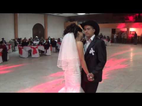 Baile de Boda en Cañitas Zacatecas 6 de dic 2014 Conjunto Nube
