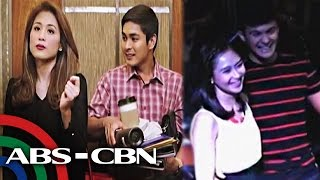 Bandila: Coco thankful to Toni; Matteo emotional over Sarah's surprise