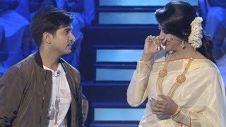 Minute to win it | Ep 45 -  Neerav's Onam surprise for Nyla | Mazhavil Manorama