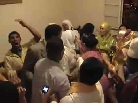 Musulman Marocain Mariage MAROC 视频 摩洛哥穆斯林婚礼 MOROCCO