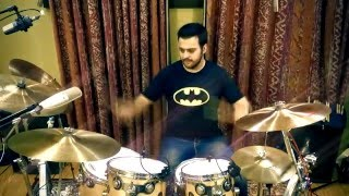 The Weeknd - Can't Feel My Face - Drum Cover