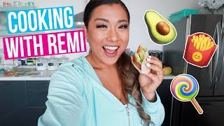 COOKING WITH REMI!!