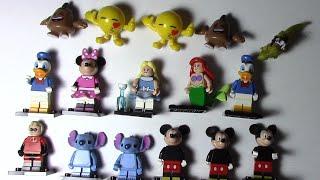Lego Mini Figures Opening