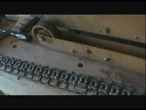 How to build a RC Dozer Video 12 Tracks.