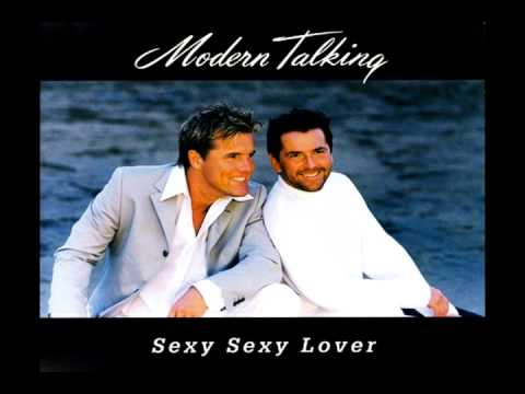 Modern Talking - Sexy, Sexy Lover (Feat Eric Singleton) Maxi-Version