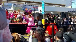 Iranian Nowruz Festival Dance