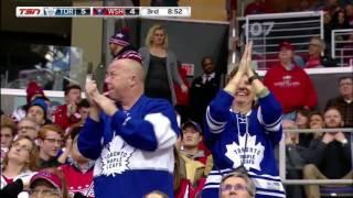 Mitch Marner 10th NHL Goal! 1/3/2017 (Toronto Maple Leafs vs Washington Capitals)