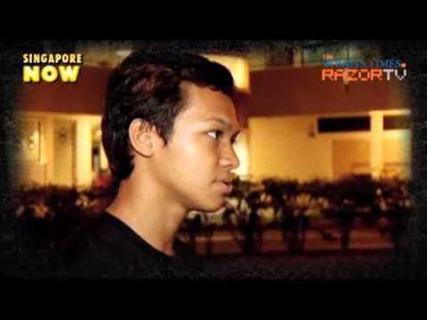 Gangs terrorise Bukit Panjang