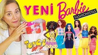 YENİ❗ Barbie Fashionistas Oyuncak Bebekler Aldım   Kutu Açılımı   Oyuncak Butiğim
