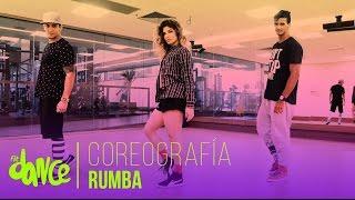Rumba - Anahí ft. Wisin - Coreografía - FitDance Life