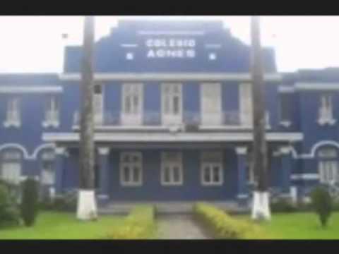 Colégio Agnes Erskine 8ª A A Melhor 2007