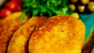 potato patties (potato) recipe