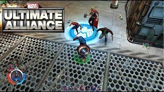 Marvel Ultimate Alliance - MCU Mods Part 1 Helicarrier Mission