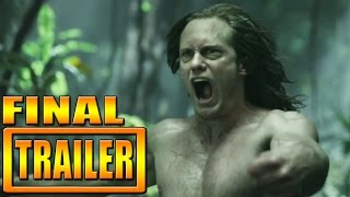 The Legend of Tarzan Final Trailer