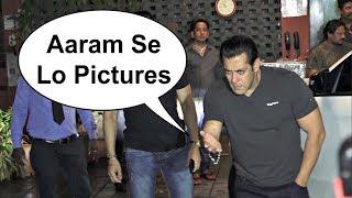 Salman Khan Drunk At Arpita Khan Eid Party
