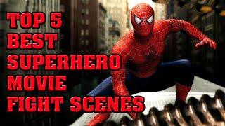 Top 5 Best Superhero Fight Scenes in Film