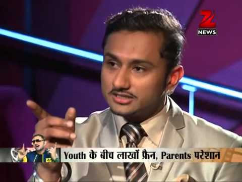 Xxx Mp4 Zee News Yo Yo Honey Singh S Interview With Sudhir Chaudhary 3gp Sex