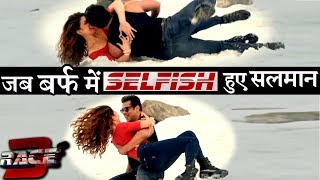 Salman Khan and Jacqueline Fernandez Sizzling Romantic Chemistry Nailed it in SELFISH SONG