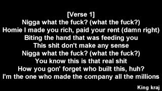 Hopsin Ill Mind of Hopsin 8 Lyrics