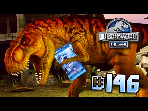 Fight For Megalodon!! || Jurassic World - The Game - Ep 146 HD