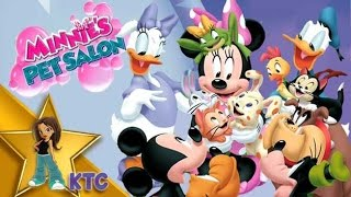 ★ Disney Clubhouse - Minnie`s Pet Salon (Storybook for Kids)