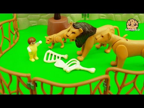 Xxx Mp4 Baby Gets Lost At Playmobil City Zoo Toy Play Video 3gp Sex