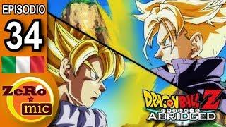 ZeroMic - Dragon Ball Z Abridged: Episodio 34 [ITA]