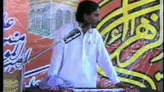 zakir Meer Shahid Raza Chround 14 june 2009 Chround P1