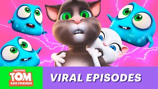 TOP 5 Most Viral Episodes of Talking Tom and Friends