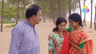 Malayalam Serial Actress Monisha Navel Slip in saree