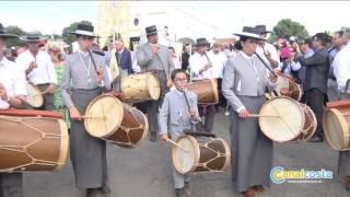 Piedras Albas abre el calendario romero en Andalucía