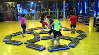 Ronnie's Fun Step - CFBV - 061011