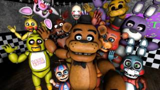 Video musical #2/De FNaF/The final plan song (DESCRIPCION)