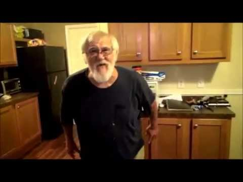 Angry Grandpa Is On Helium - The Garbage Burrito
