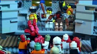 The Lego Zombie Apocalypse Episode 4: The Deathwagon
