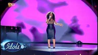Top 5 Reveal: Thando – 'The Weakness In Me' – Idols SA   Mzansi Magic