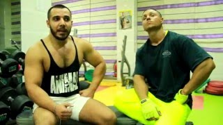 Superset biceps+triceps .Farkhad Heydaroff & Dj Narosh