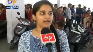 Good Response to Eenadu Model EAMCET Exam | Andhra Pradesh