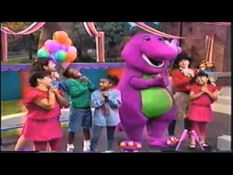 Barney If All the Raindrops 1993