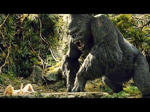KING KONG (2005) - Ann Entertains Kong (Scene) - Funny Moment - Movie CLIP [1080p HD]