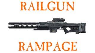 Battlefield 4 - Railgun Rampage & Rorsch MK-1